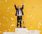 child is winner