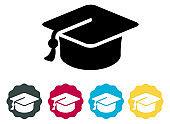 Graduation Cap - Icon