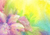 multicolored painted background