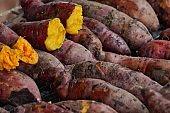 grill sweet potato