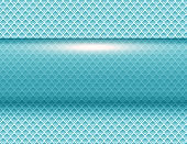 Abstract  background 3D blue
