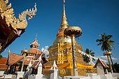 THAILAND LAMPANG WAT PONGSANUK TEMPLE