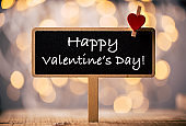 Happy Valentines Day Abstract Background