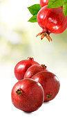 isolated image of fruit closeup