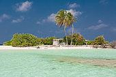 Maldives,  tropical sea background