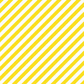 Yellow geometric diagonal lines. Seamless pattern. Template of background.