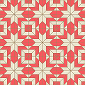 Winter holidays seamless pattern