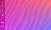Color modern background. Colorful presentation backdrop. Cover design template. Vector background for poster, report, banner, any document page. Liquid fluid trendy futuristic color shapes.