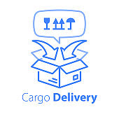 Cargo packing and distribution, relocation services, freight transportation, cargo shipment