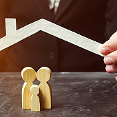 The concept of insurance of family life and property. Health insurance, care. Security and Property Protection