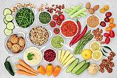 Health Food for Vegans