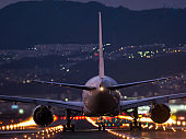 One day of Osaka international Airport