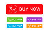 Buy now banner template set