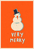 Very Merry Christmas Card