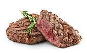 grilled beef fillet steak