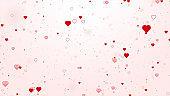 valentine concept.