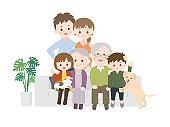 Family gathering1