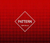 Background of halftone for your designs. Hallftone pattern. Vector