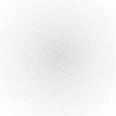 Background with circles grey colored halftone stylish