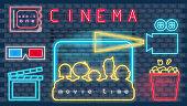 Cinema Banner Design Template