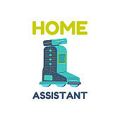 Home assistant and robot artificial intelligence.