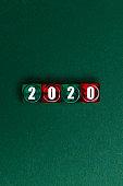 2020 on Green Felt