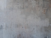 Concrete dirty wall background texture gray pattern