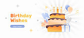 Birthday Wishes Banner
