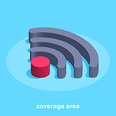 Isometric image for web