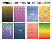 Stunning Cover Templates.