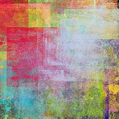 Colorful art abstract grunge wallpaper design concept modern creative background