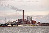 Sunila pulp and paper mill
