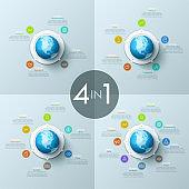 Concept of international development options