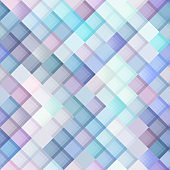 Pattern background of a triangles.