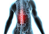 Human Body spinal Joint Pains