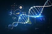 dna molecule structure