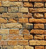 background of bricks wall