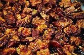 Korean grilled pork