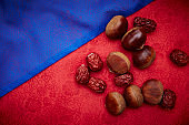 Chestnut and dates
