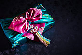 Traditional Korean wrapping bag