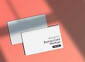 Business card Template for Branding Identity
