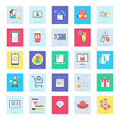 Ecommerce Icons Pack