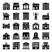 Building Solid Icons Pack