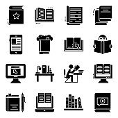 Reading Icons Pack