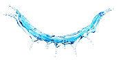 Water Splash Element