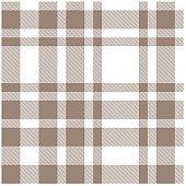 Colourful Classic Modern Plaid Tartan Seamless Print/Pattern in Vector