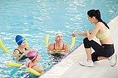Aqua Fitness Training