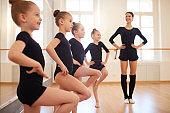 Dance Class for Girls