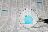 Buy new home and research