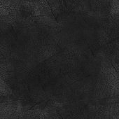 Seamless abstract black pattern - paper card painted by paint roller and thick acrylic paint - visible imperfections dots spots and little lines - high quality tile pattern